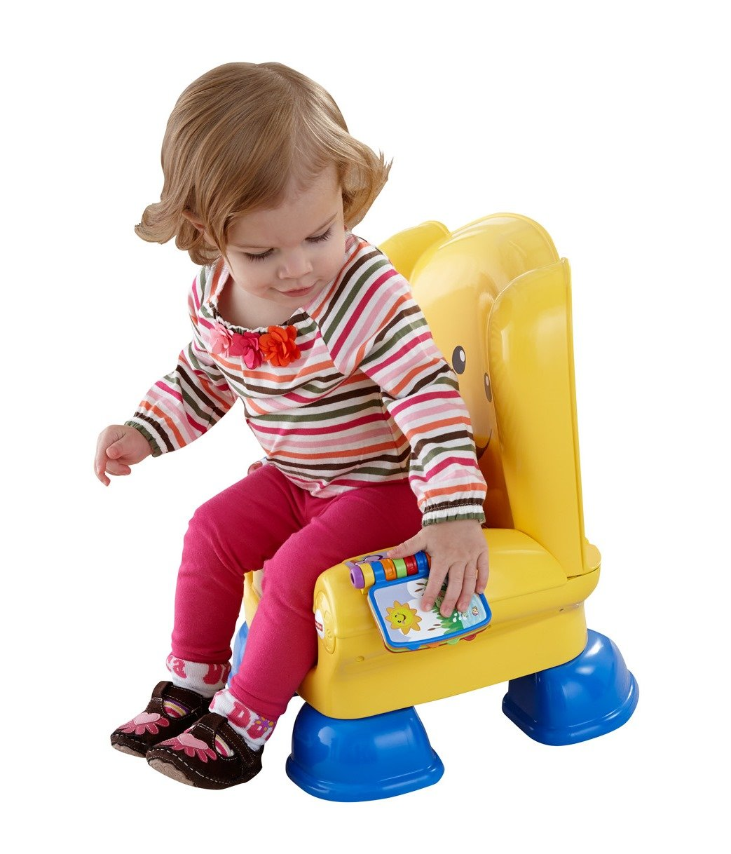 baby toddler chair fisher price click clack smart stages laugh and learn new toy