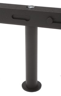King`s Brand 7-Leg Heavy Duty Adjustable Metal Bed Frame ...