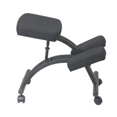 Ergonomic Chair Kneeling Review Steelcase Think Top Best Office Chairs