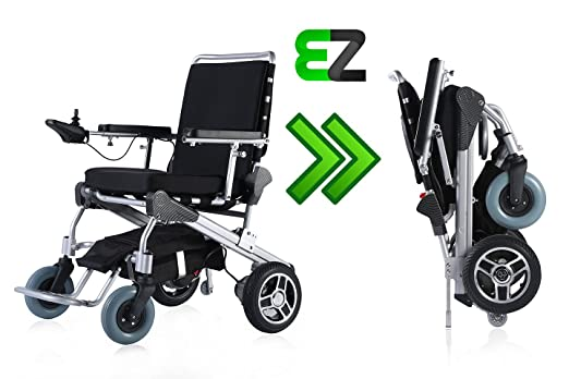 EZ Lite Cruiser Deluxe DX10 - Personal Mobility Device