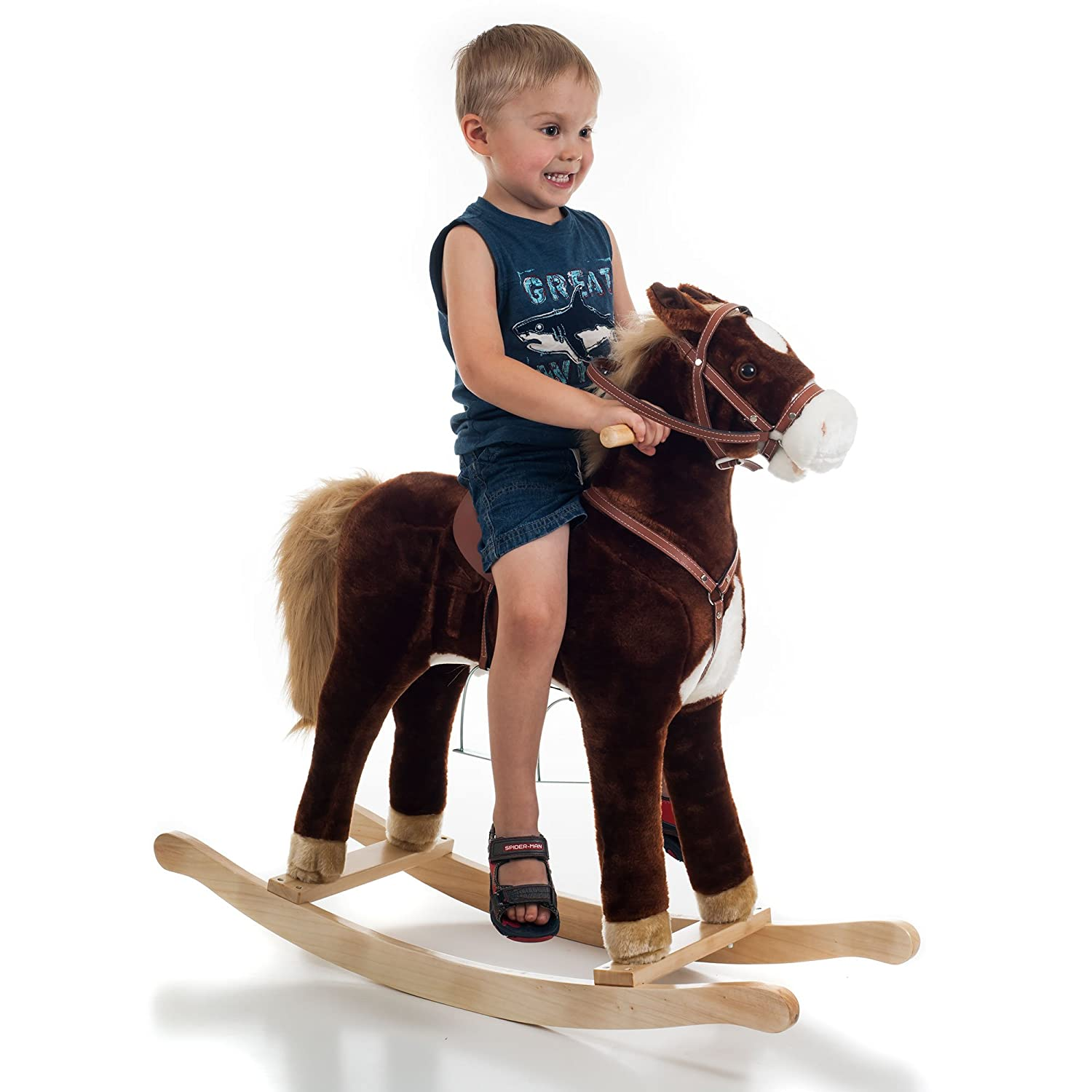 Best Ride On Rocking Horse For 4 Year Old