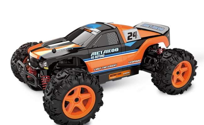 Metakoo Leopard Rc Cars Electric Fast Rc Trucks 4x4 Off