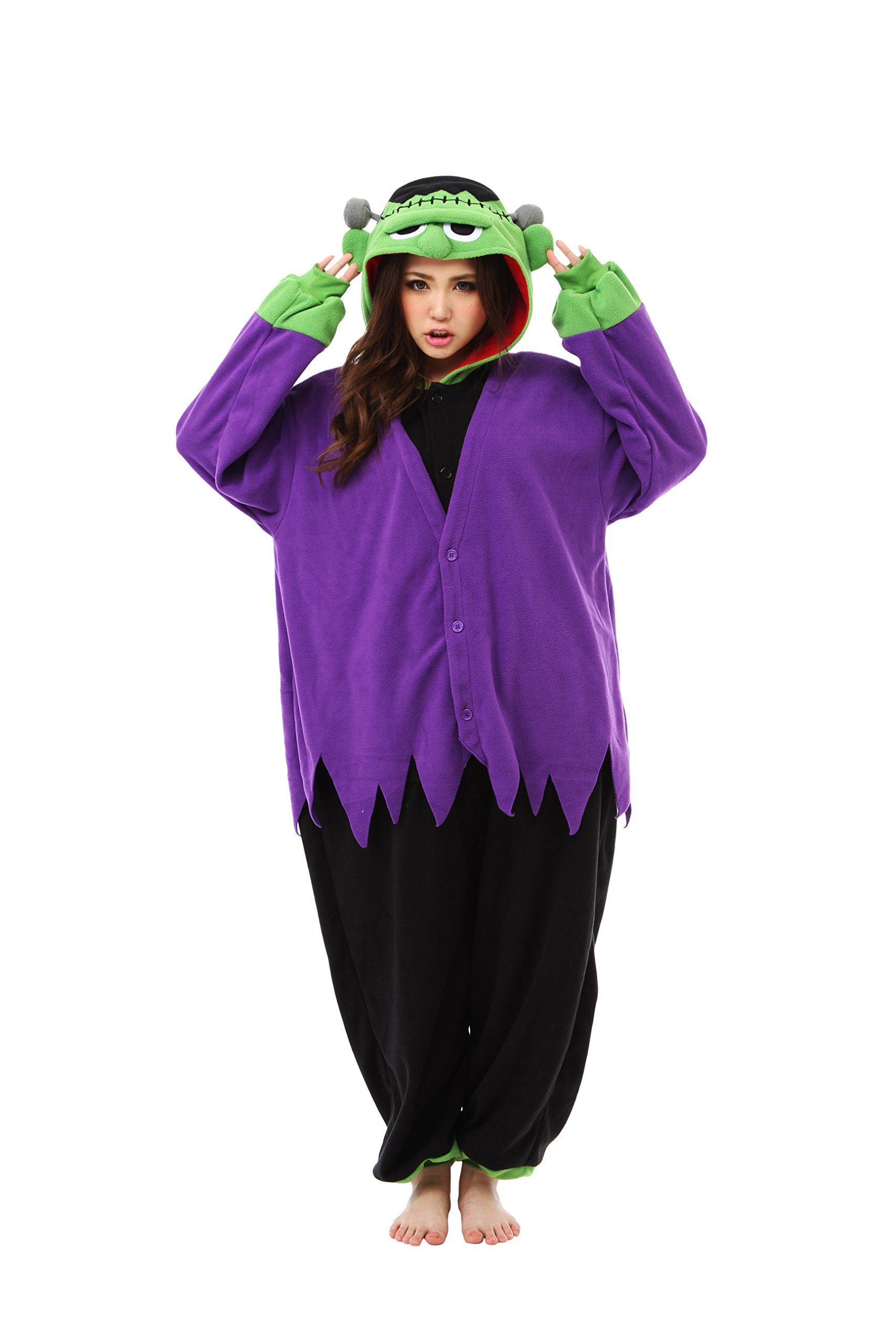 Sazac Frankenstein Kigurumi (Adults)