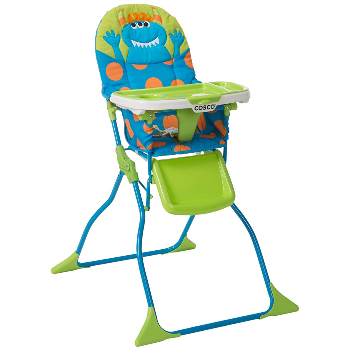 high chairs for babies and toddlers personalized beach chair cosco simple fold deluxe chair, monster syd