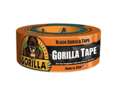 gorilla tape, duct tape, preparedness, survival, edc, bug out