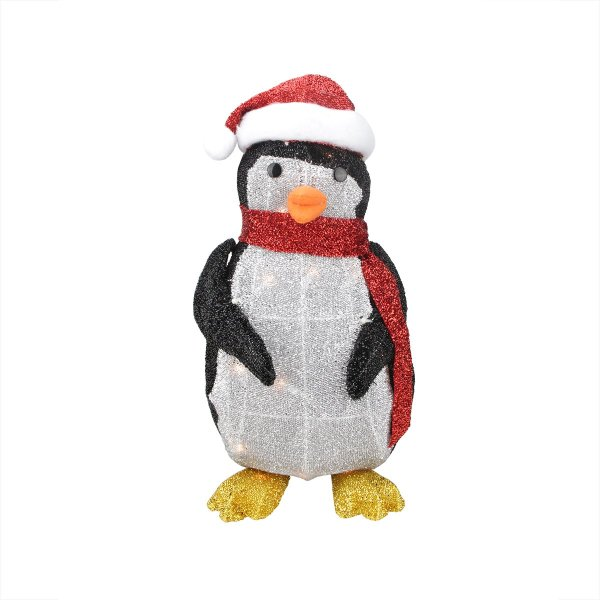 Penguin Outdoor Christmas Decorations Christmas Day
