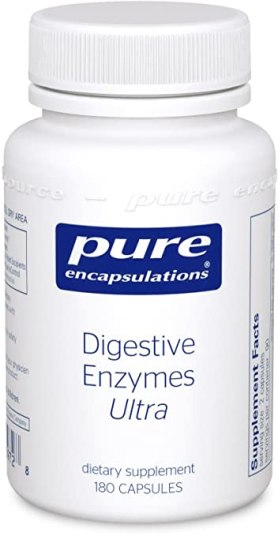 Pure Encapsulations - Digestive Enzymes Ultra 180's (Premium Packaging)