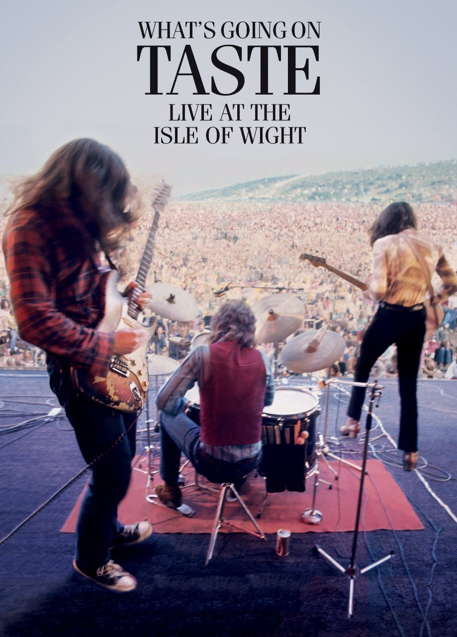 TASTE What's Going On - Live At The Isle Of Wight Festival 1970