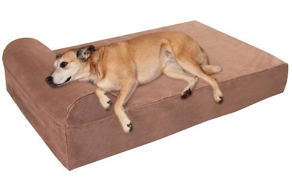 Orthopedic Dog Beds Large Dogs Herepup