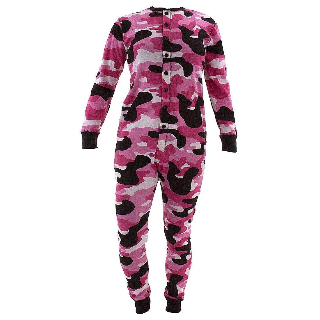 Deeriaire Pink Camo Adult Flapjacks