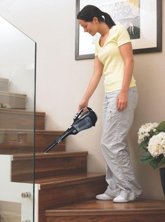 Black + Decker Platinum Cordless Hand Vacuum