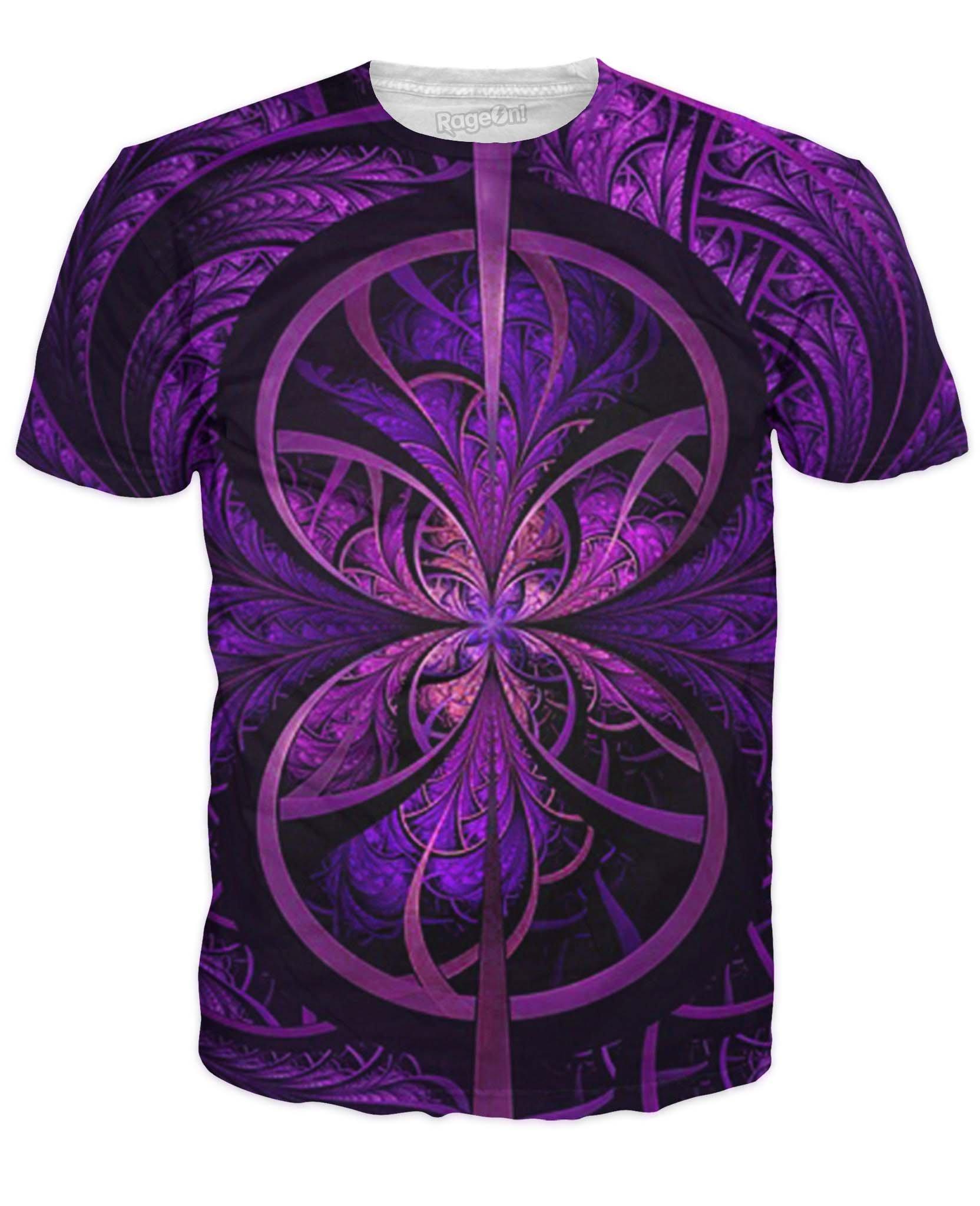 Purple Double Infinite T-Shirt