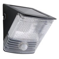 NEW Solar Powered Motion Activated LED Flood Light Outdoor ...
