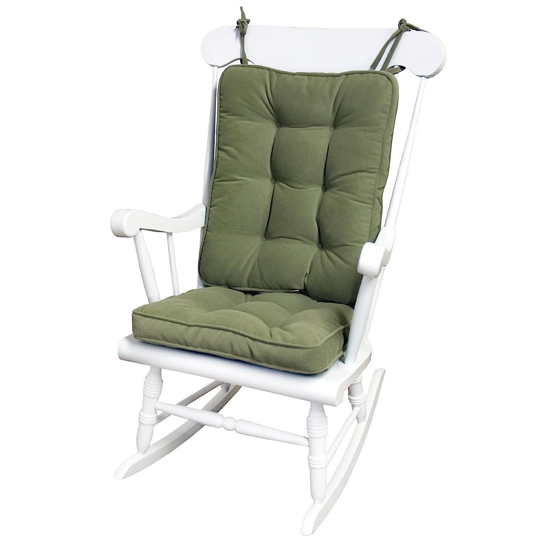 Greendale Home Fashions Standard Rocking Chair Cushion