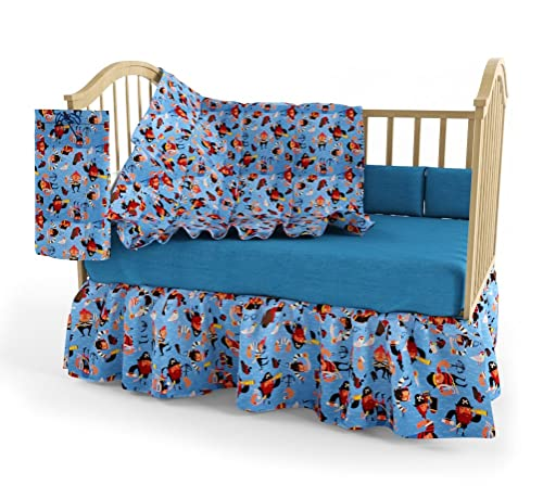 Pirate Crib Bedding