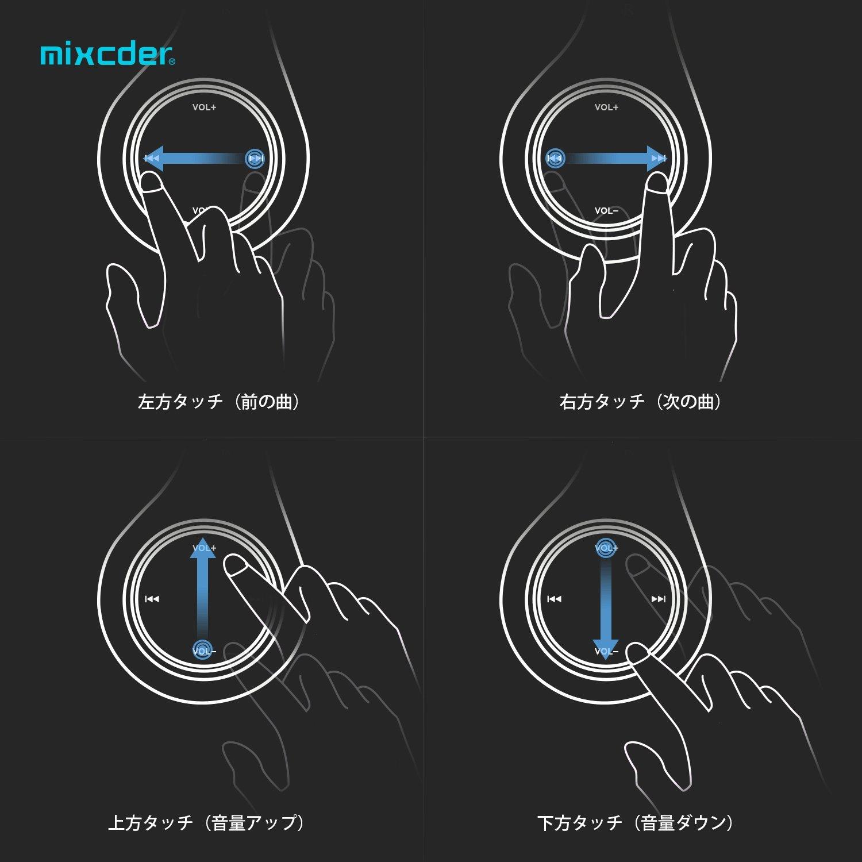 Mixcder 872