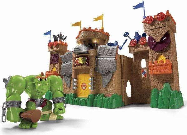 Babies Castle Toys