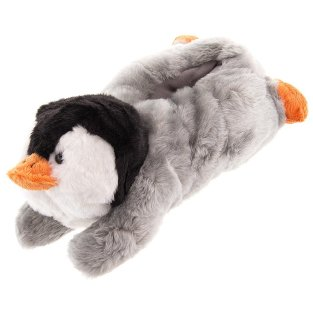 LADIES GIRLS NOVELTY CREATURES PENGUIN SLIPPERS -100 Cheap Thoughtful Gift Ideas For Her Under £20