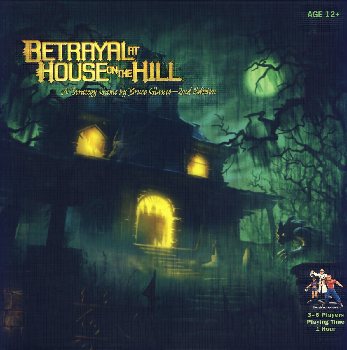 Betryal at the House on the Hill