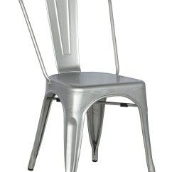 Steel Chair Specification Swivel For Vanity Galvanized Native Home Garden Design