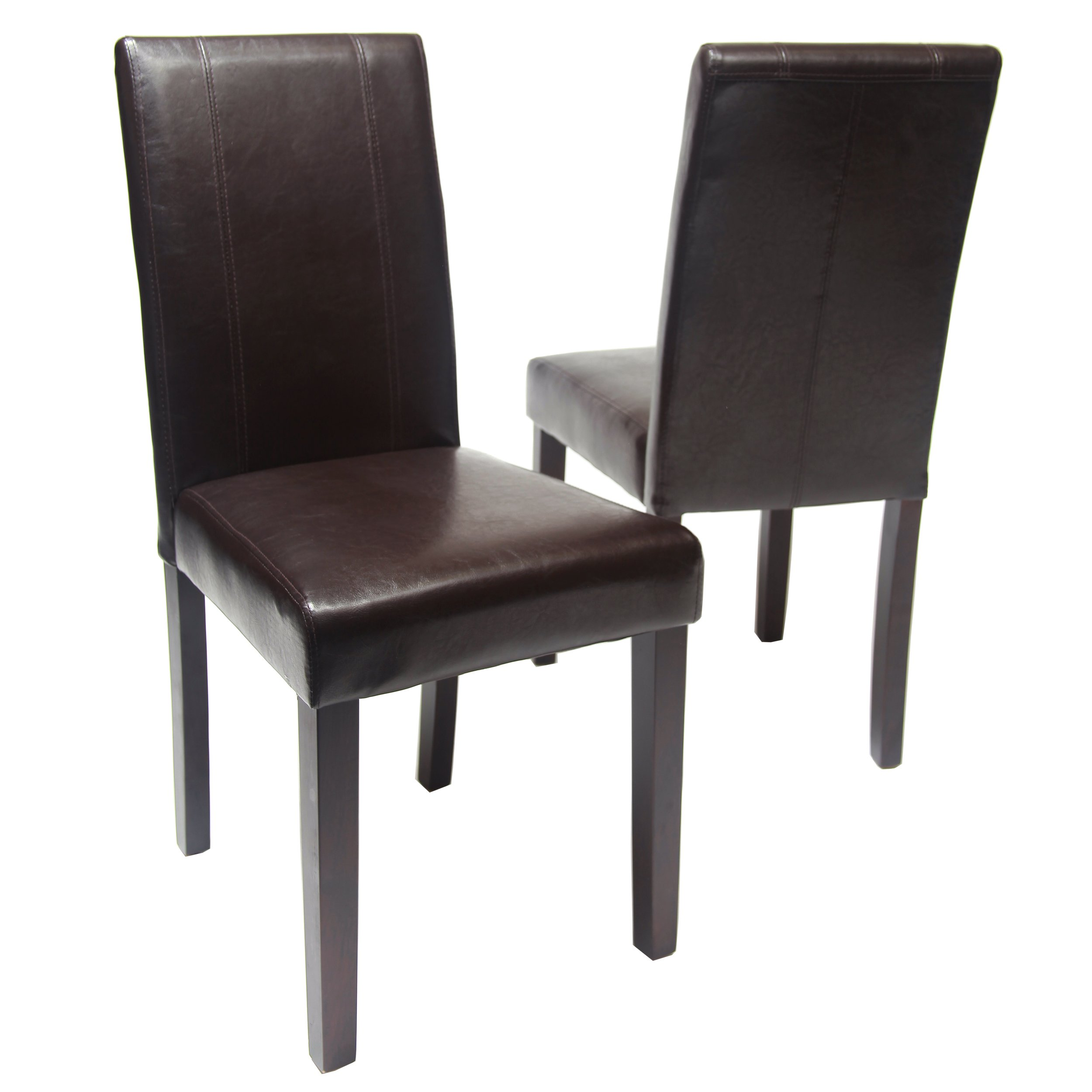 parson chairs cheap plastic adirondack home depot galleon roundhill furniture urban style solid wood