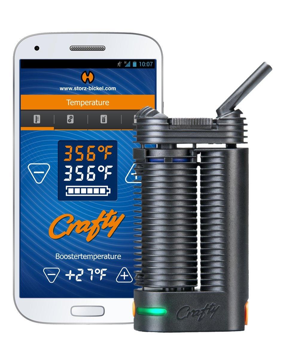 Crafty Smartphone App für Android und IOS