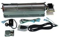 BKT GA3650T GA3650TB GA3700T GA3700TA Fireplace Blower Fan ...