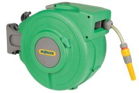 New Hozelock 20m Auto Rewind Hose Reel Watering Equipment ...