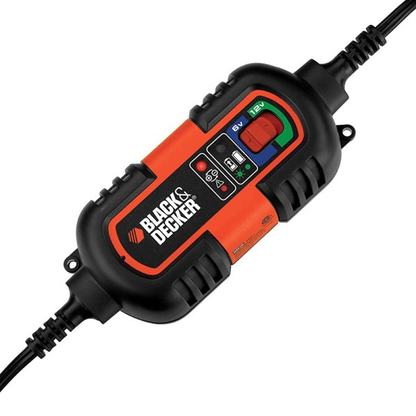 Black & Decker Bm3b 6v And 12v Battery Charger Maintainer Free Shipping