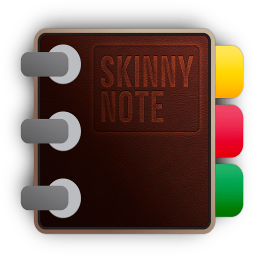 SkinnyNote Notepad Notes
