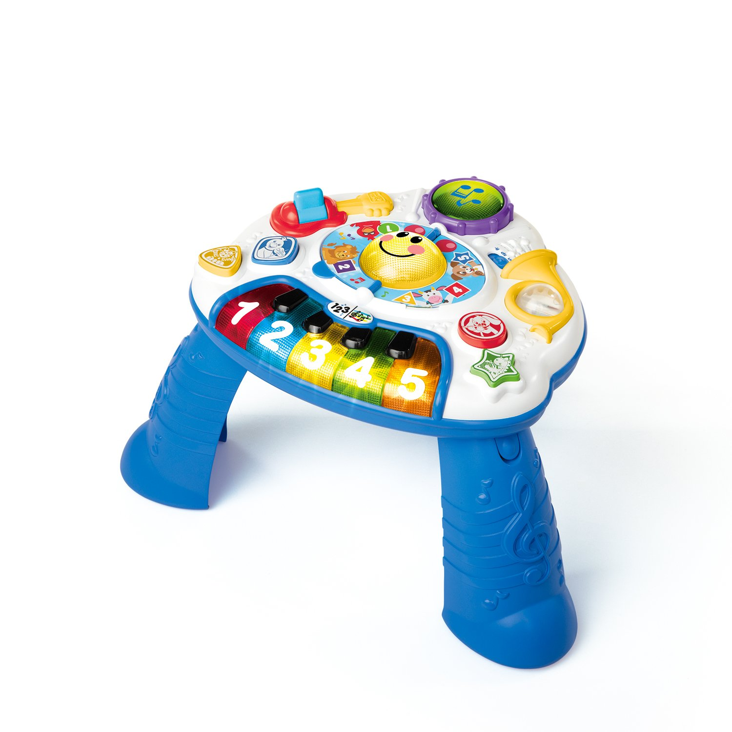Baby Einstein Discovering Music Activity Table New Free Shipping