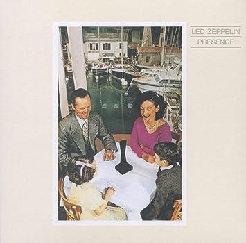 Presence (Super Deluxe Edition Box)(2CD/ 3LP 180 Gram Vinyl w/Digital Download)