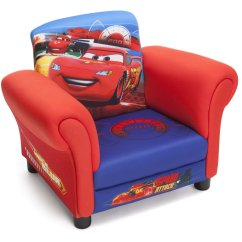 Delta Children Chair Amazon Dog Covers 39s Products Disney Pixar Cars Upholstered