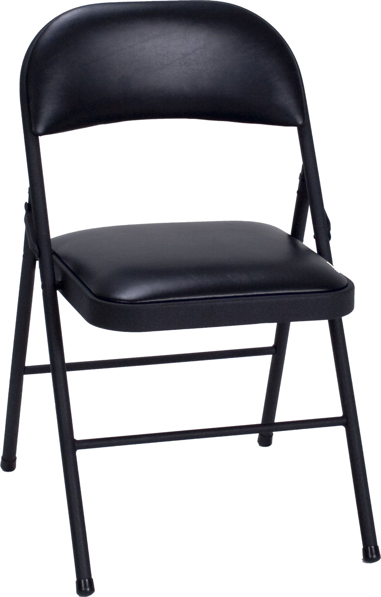 folding chair parts manufacturer lyrics cosco vinyl 4 pack black ebay