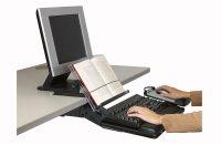 3M Desktop Document Copy Holder Stand 150 Sheet Adjustable ...