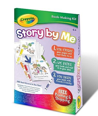 Crayola Story By Me Kit