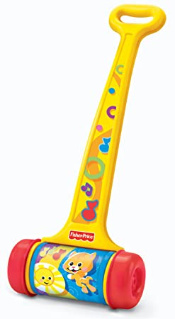 Fisher-Price Brilliant Basics Melody Push Chime