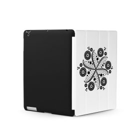 Poetic Cover Mate Plus case for The New iPad (3rd Gen) / iPad 3 / iPad 2 Tree