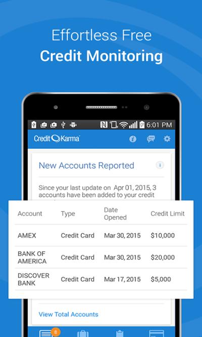 Amazon.com: Credit Karma Mobile - Free Credit Score ...