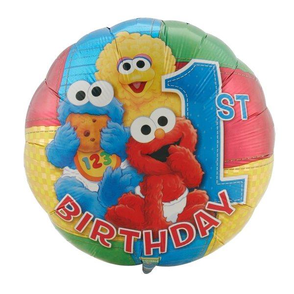 Sesame Street Birthday Party Supplies Wikii