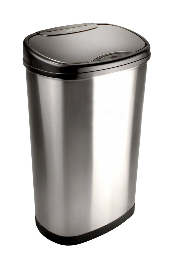 Stainless Steel Trash Cans 13 Gallon