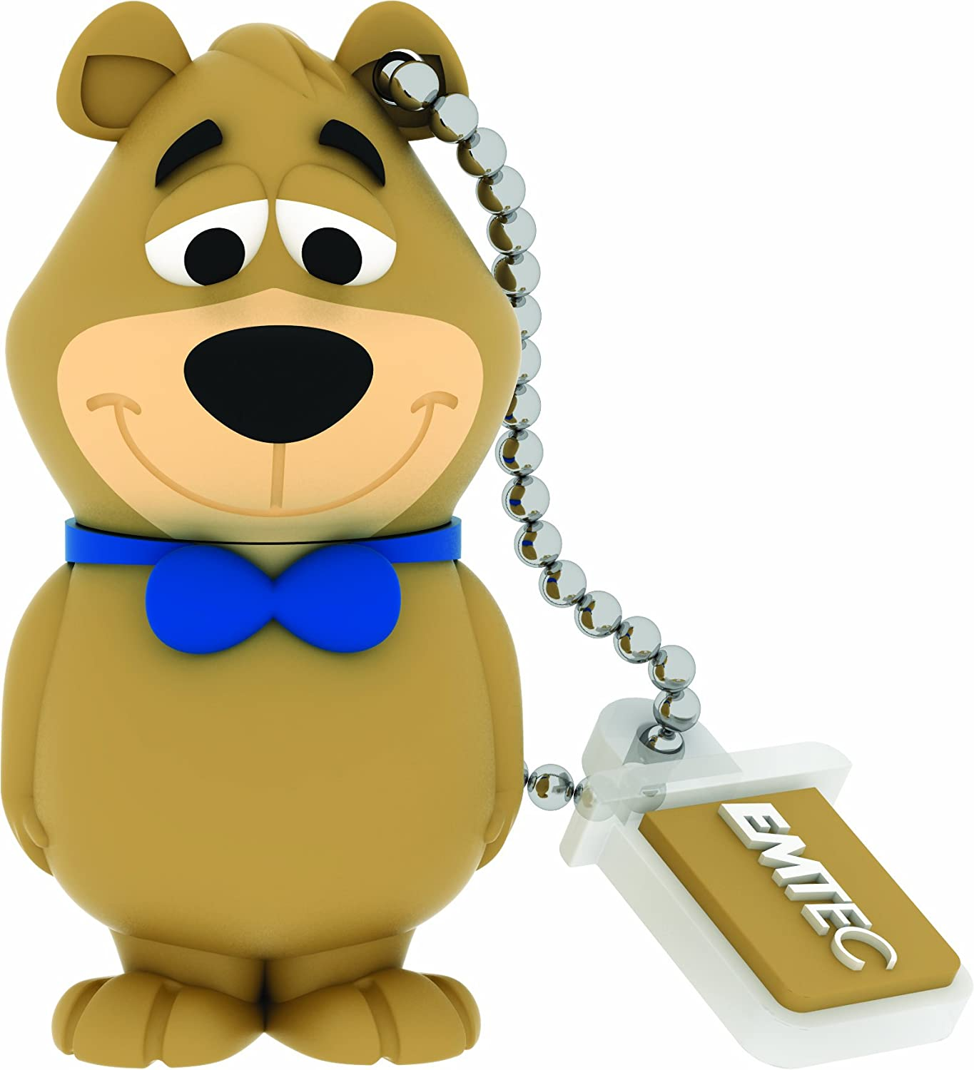 Emtec Yogi Bear and Boo Boo USB 2.0 (8GB) Flash Drive (Boo Boo)