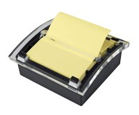 Post-it Pop-up Notes Dispenser for 3 x 3-Inch Notes, Black ...