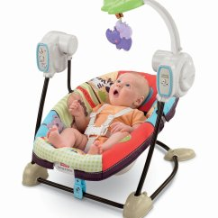 Swing Chair Baby Ergonomic Under 100 Fisher Price Cradle N Gear And Accessories