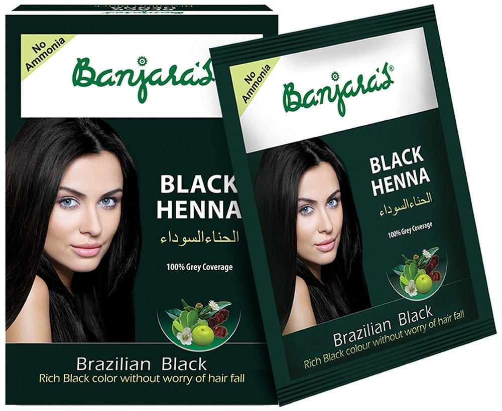 Image result for banjaras brazilian black dye