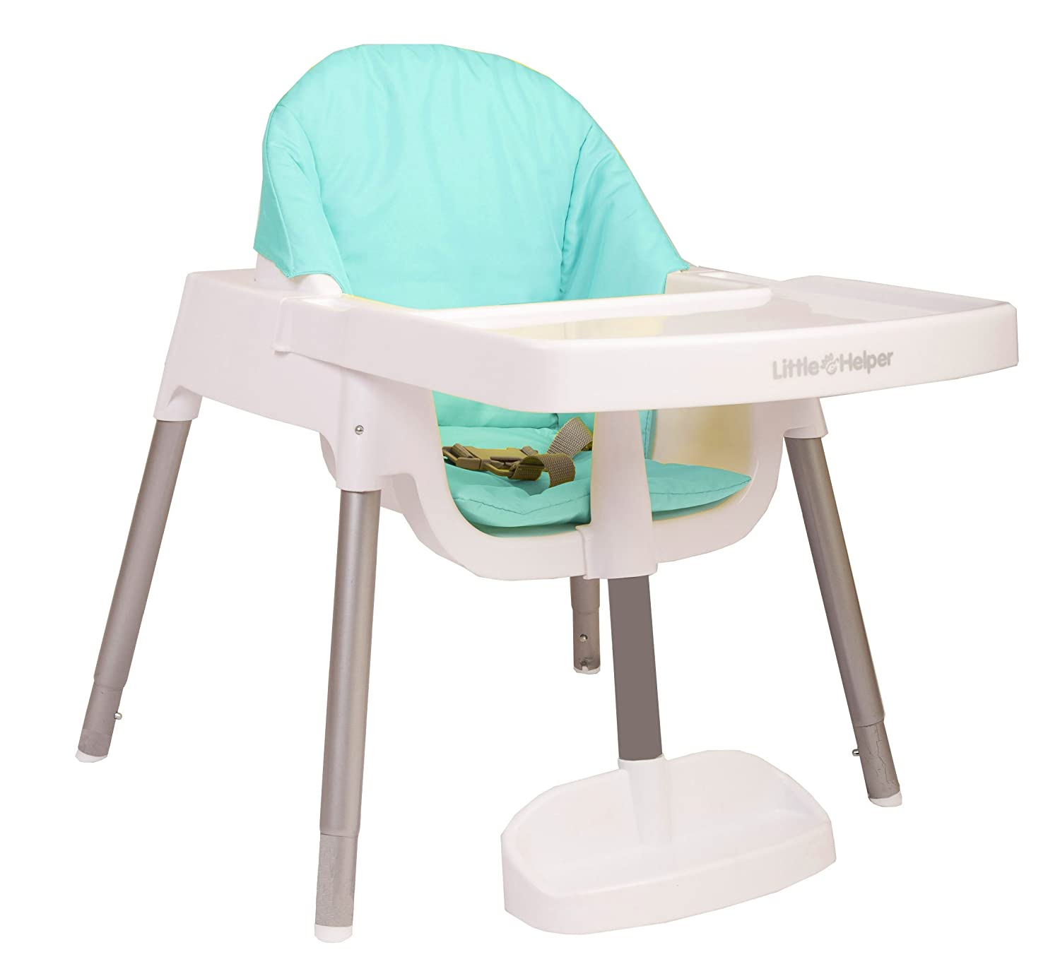 Cheap Baby High Chair Little Helper Baby Highchair Converts To Low Chair In