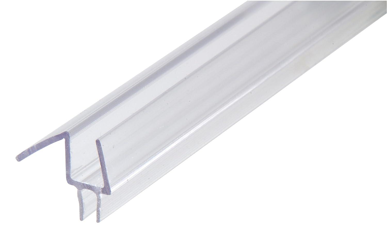 SHOWERDOORDIRECT Frameless Shower Door Bottom Sweep with