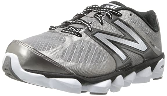 New Balance Men's M4090 Running Shoe,Grey/Black,11 D US