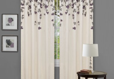 Linen Cafe Curtain