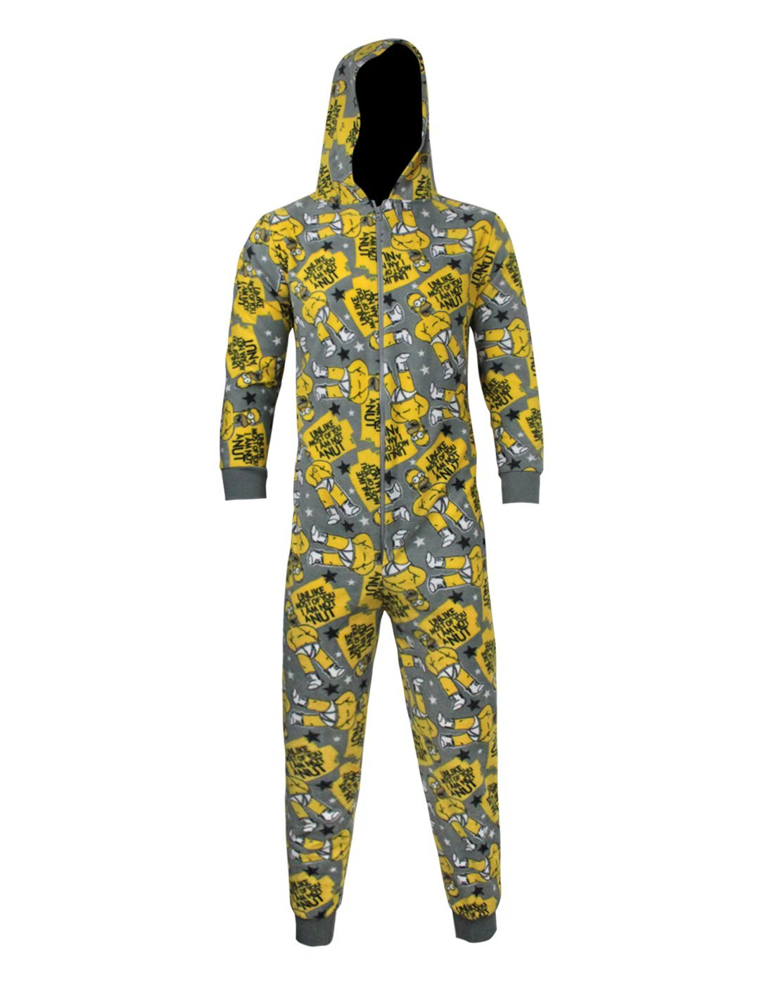 Official Simpsons Men's Onesie